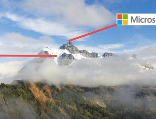 Microsoft has taken the lead from Salesforce.com according to Forrester Research