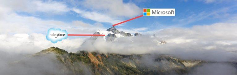 Microsoft On Top
